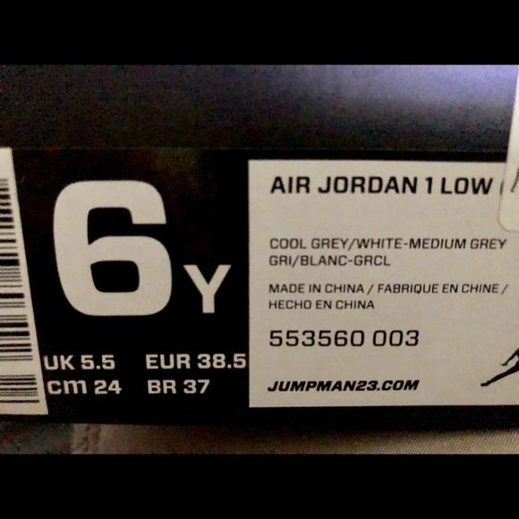 Nike Shoes   Nike Air Jordan Kids Size